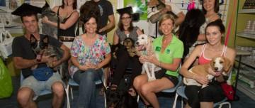 Speak Dog Puppy Graduation
